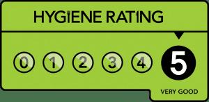 stanton village clubs hygiene 5 star rating